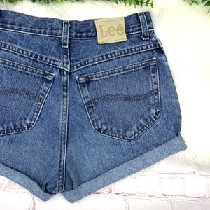👖VINTAGE I•LEE•I Cutoffs 👖